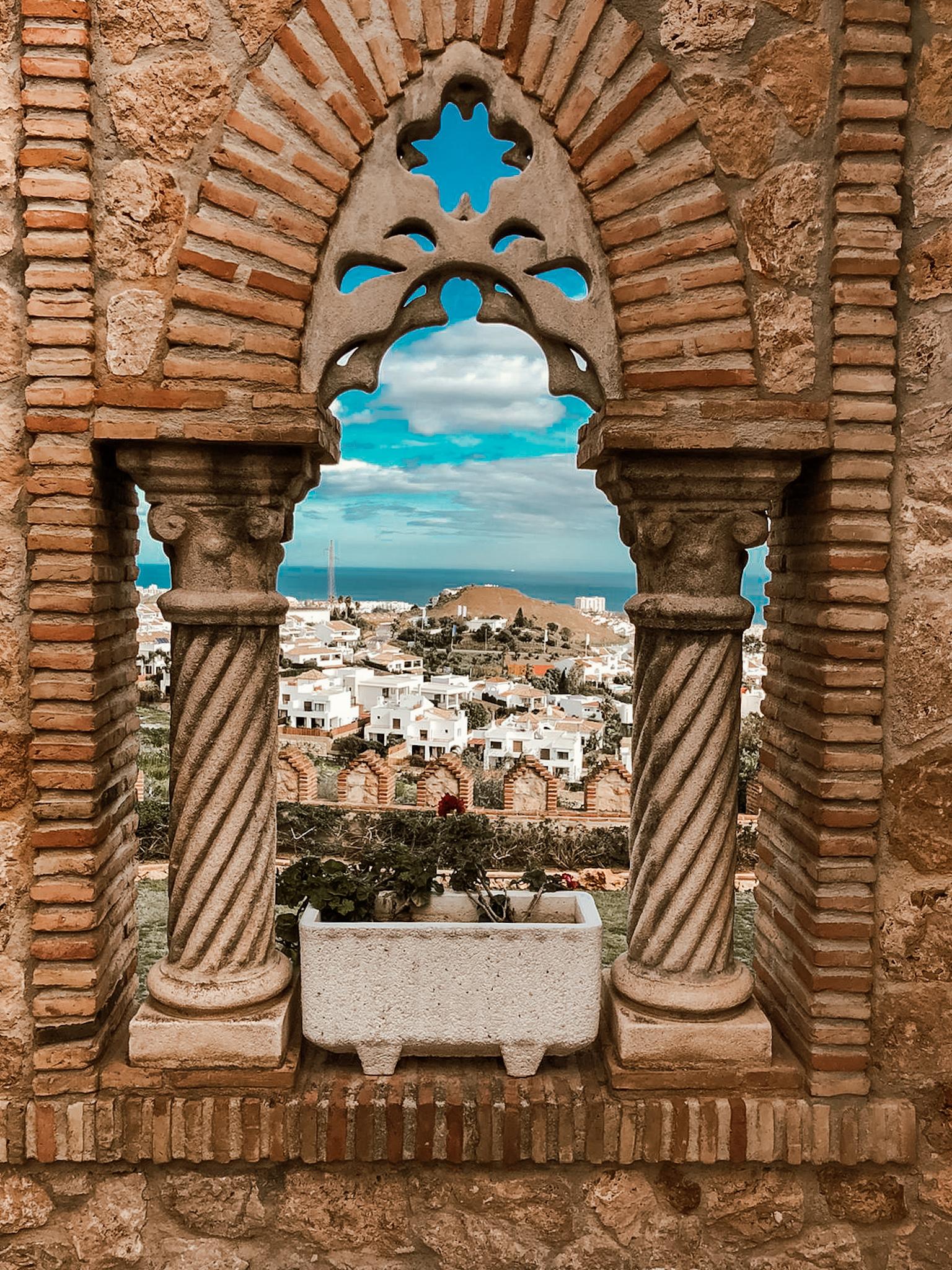 Castillo Colomares Banalmadena