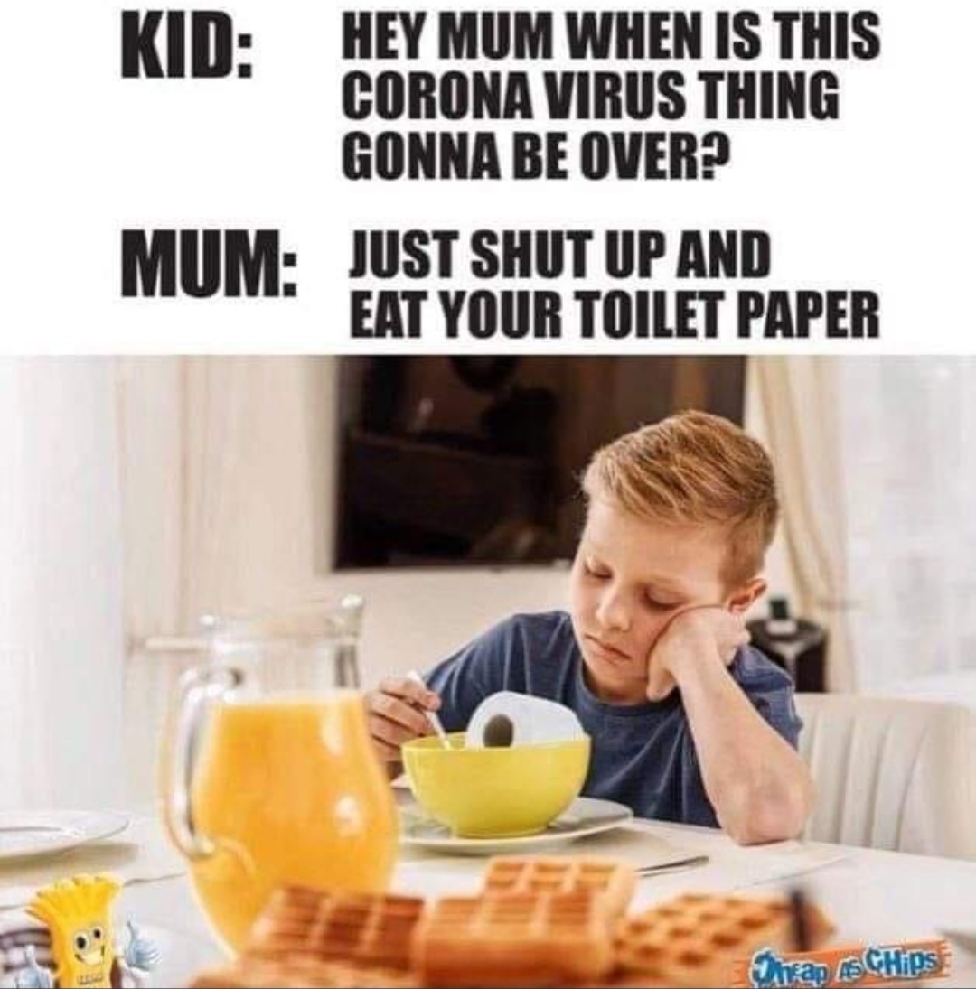 wc paperi meme
