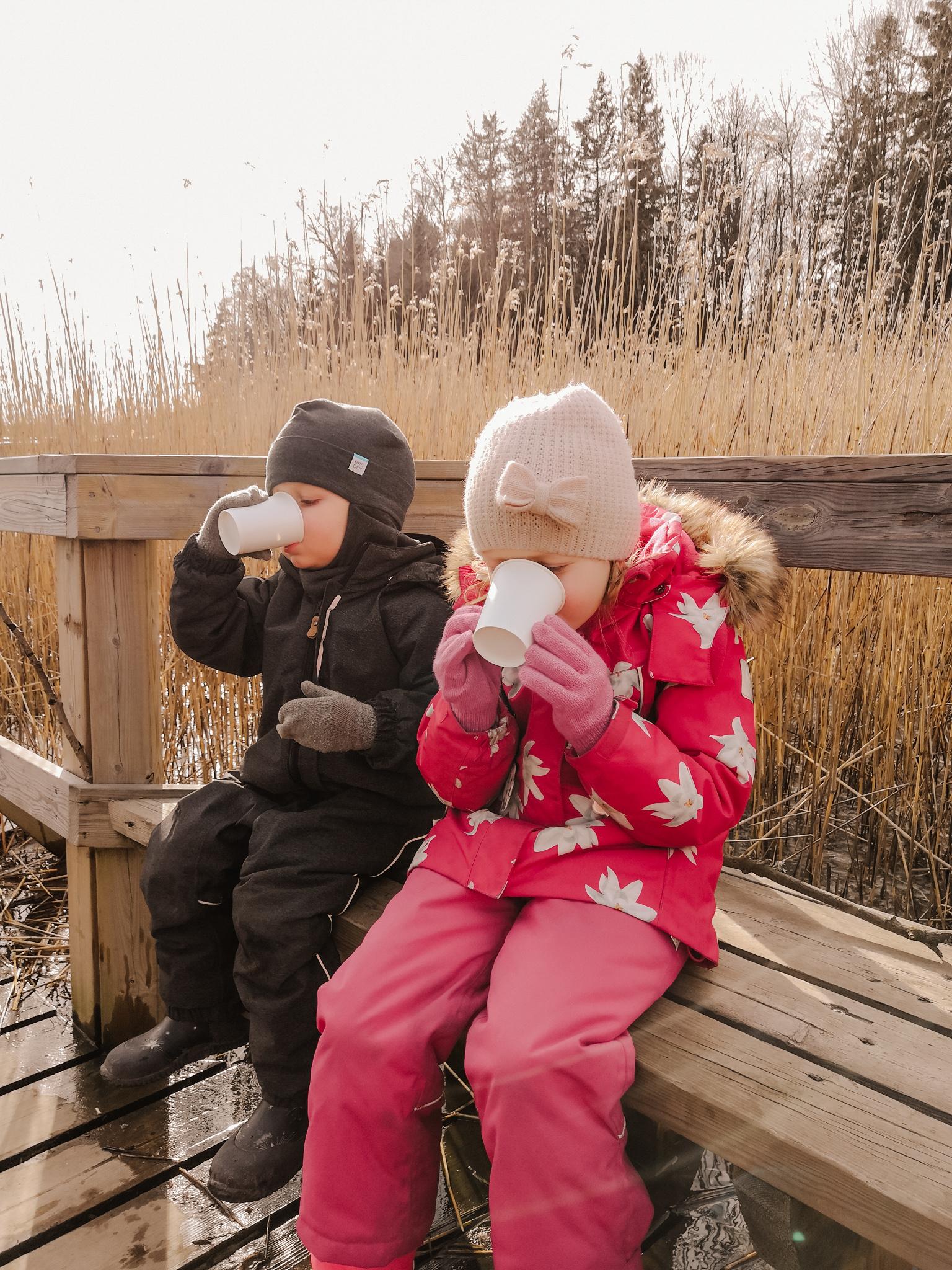 luontopolku lasten kanssa