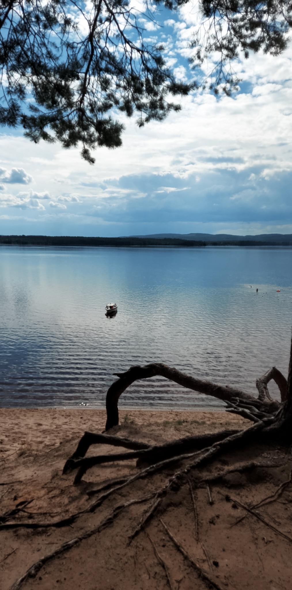 Hiukan uimaranta