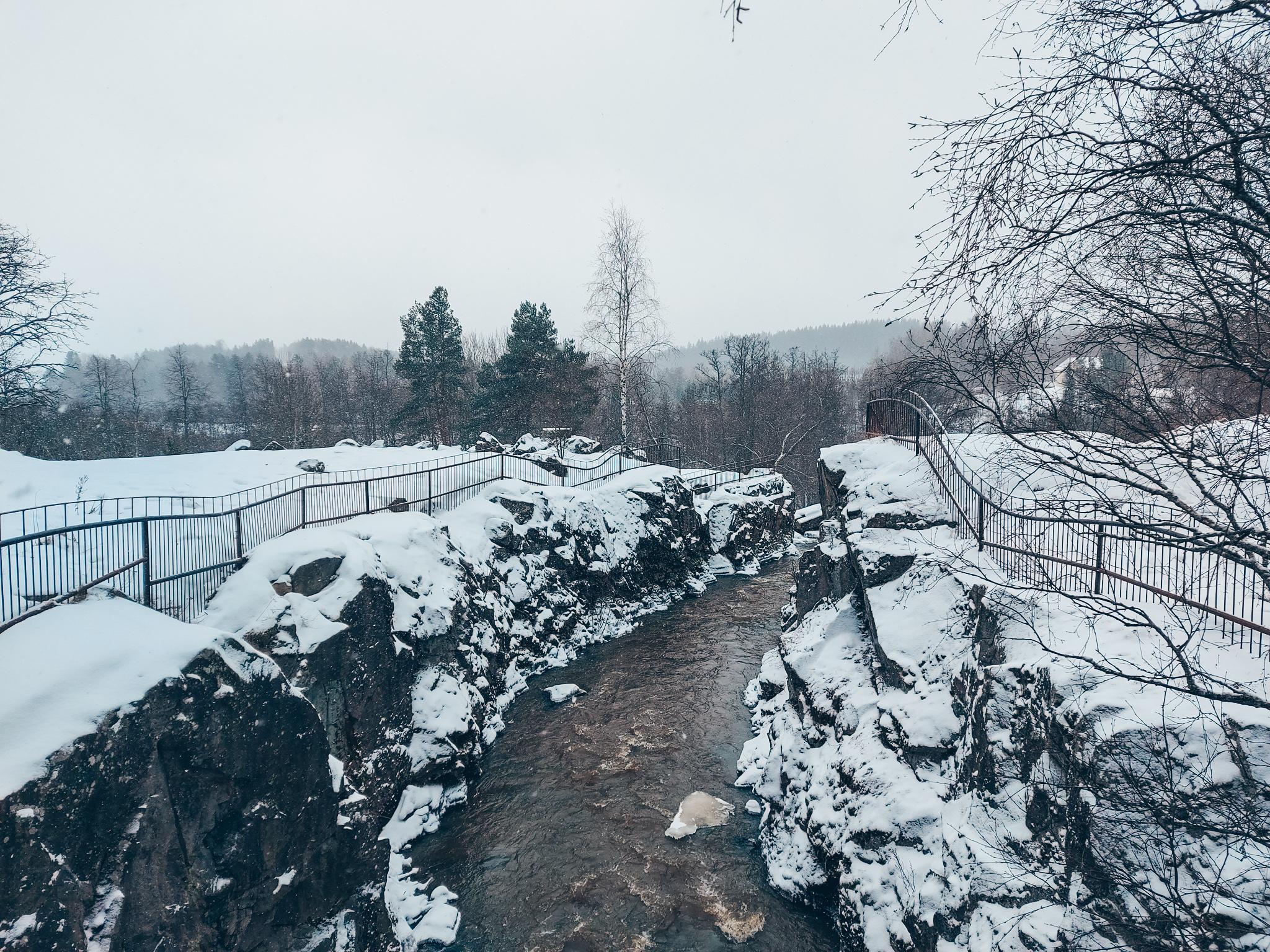 Nurmijärven vesiputous