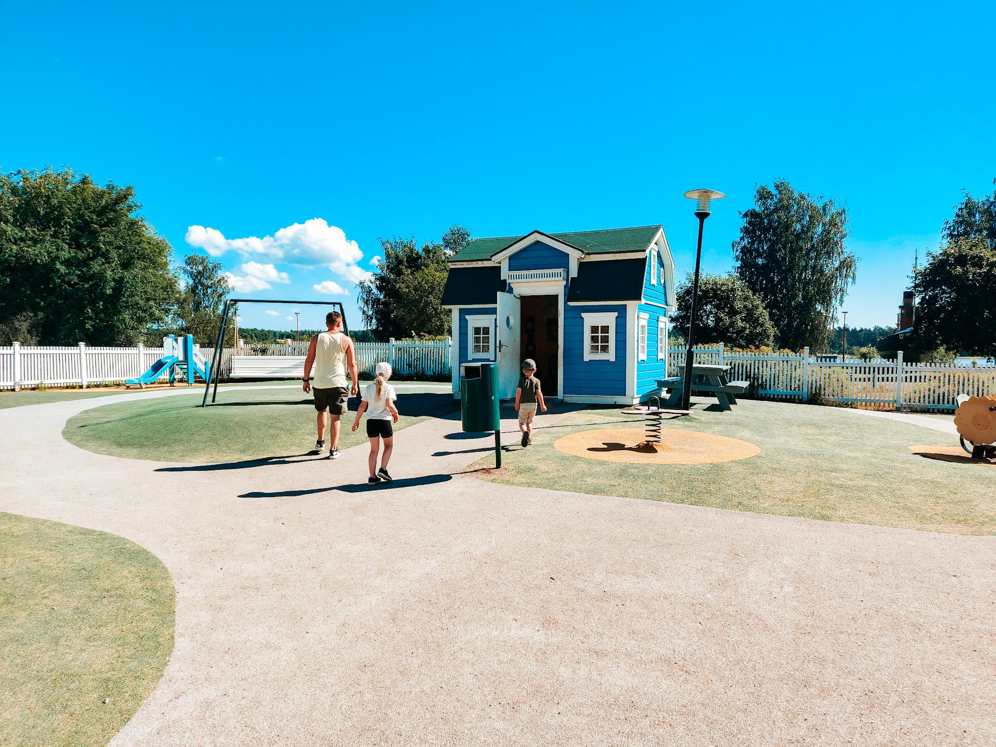 Onneli ja Anneli leikkipuisto